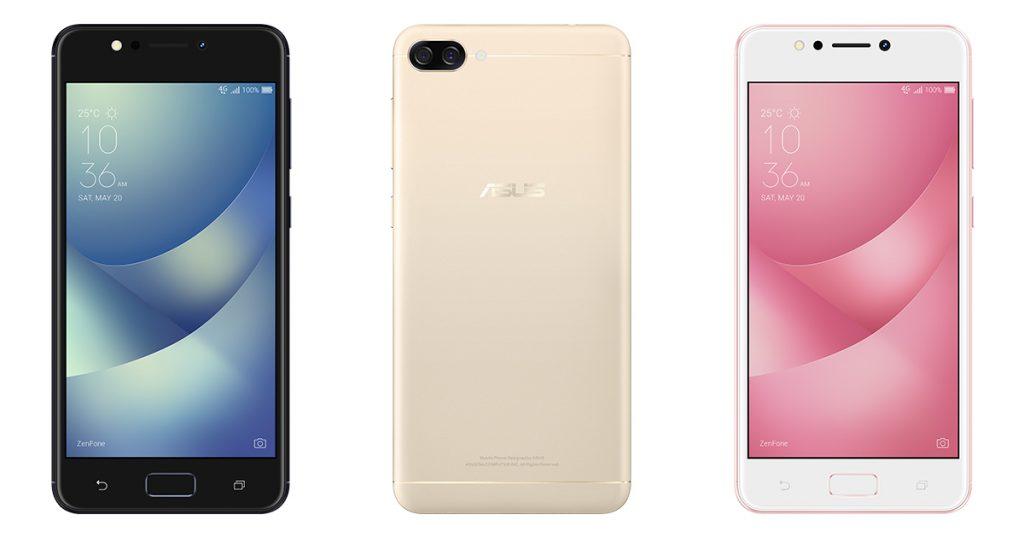Zenfone 4 max-5.2